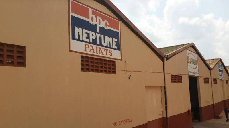 Our Factory In ntinda